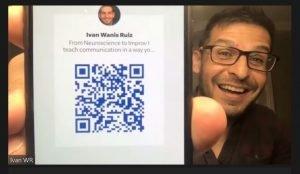 Ivan Wanis Ruiz QR code