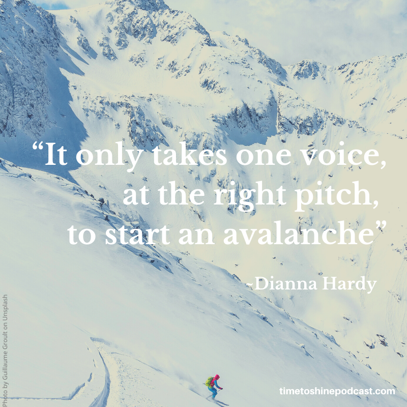5 Quotes About Your Powerful Voice