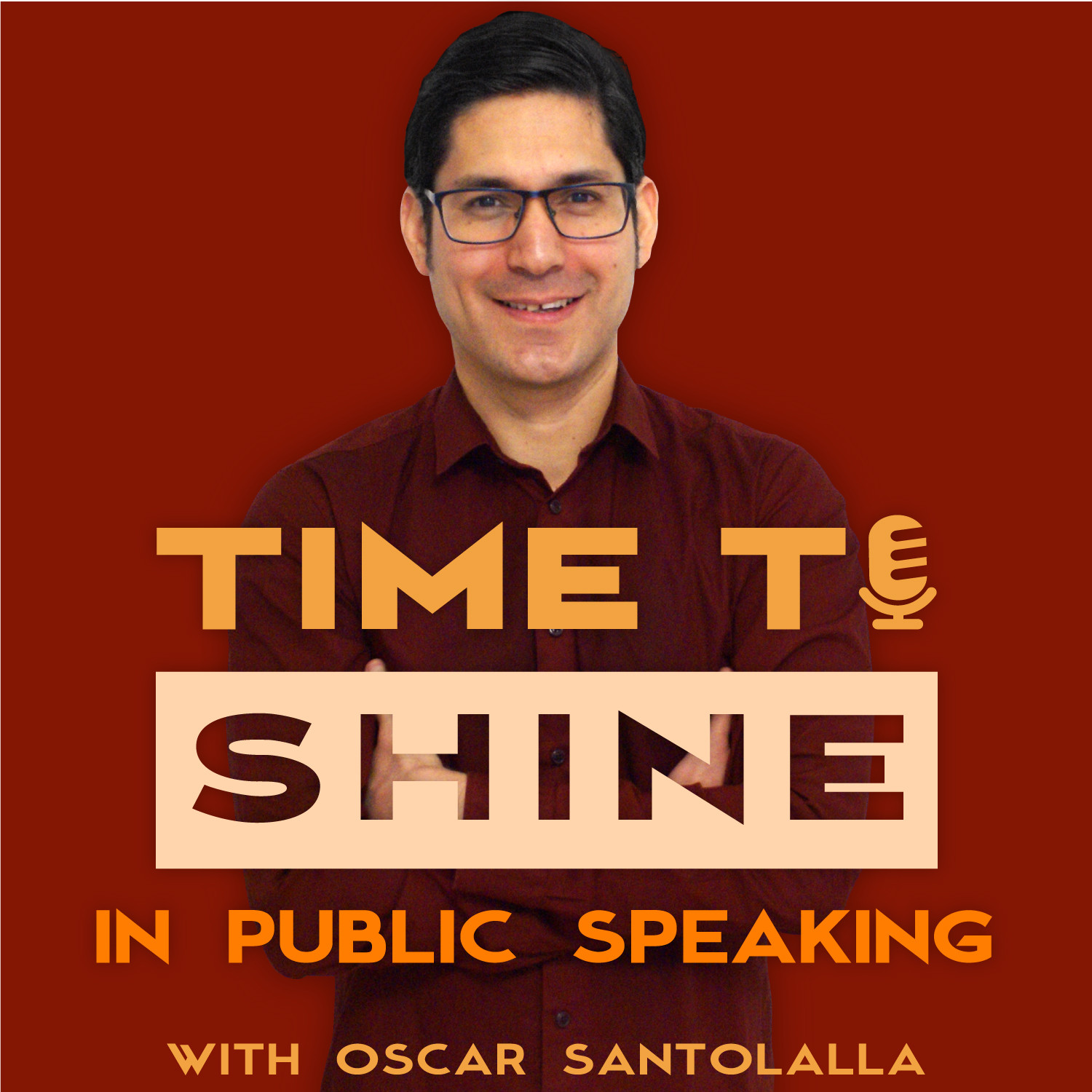 Time to Shine Podcast : Public speaking | Communication skills | Storytelling
